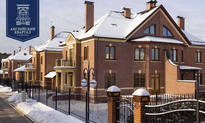 Фасады английских коттеджей